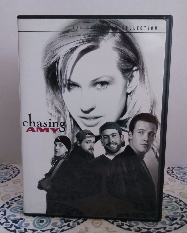 Chasing Amy DVD (2000) The Criterion Collection Video