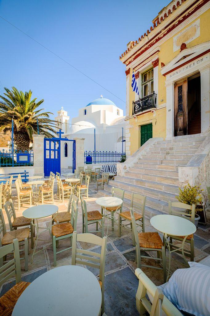 Serifos Island Greece