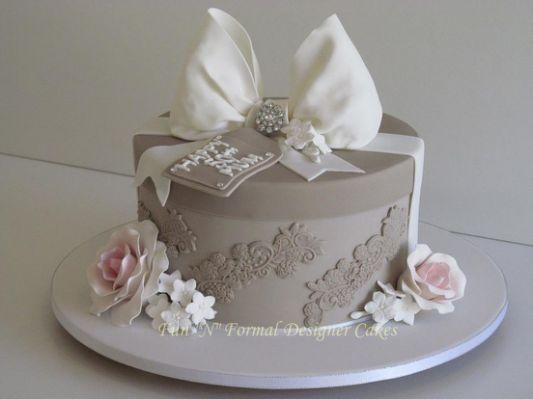 50th Birthday Cake: Beautiful