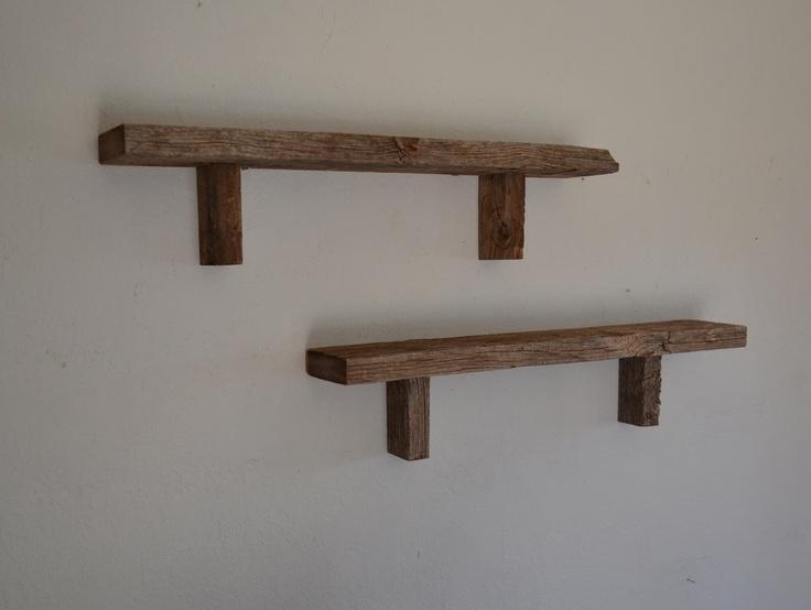 2x4 shelf design