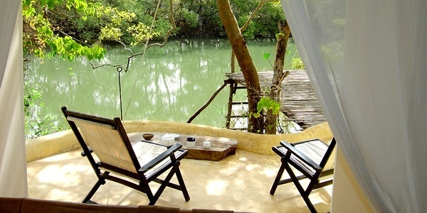 Otter Creek Tents, Northern Goa, India