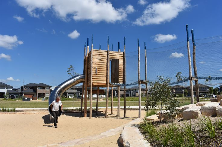 Cubby cube at Willowdale #playequipment #australian #playspace