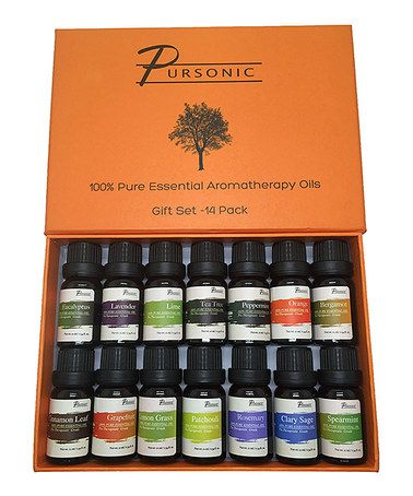 Love this Pure Essential Aroma Oils - Set of 14 on #zulily! #zulilyfinds