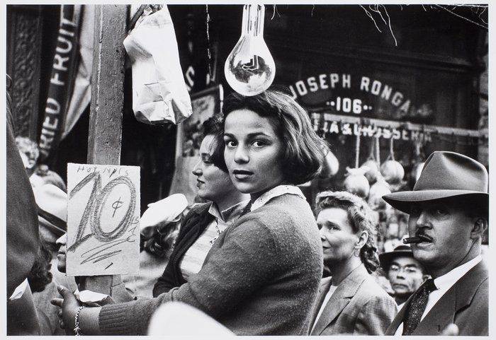 Feast Of San Gennaro Little Italy Nyc C 1952 By Alfred Gescheidt San Gennaro Little Italy New York Manhattan Times Square