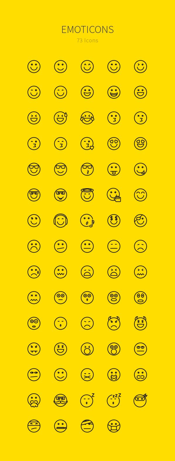 Great emoticons from Iconcrafts.com