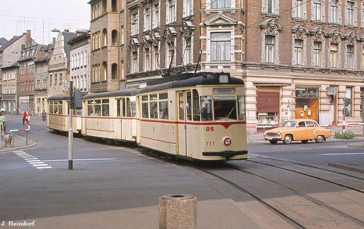 Alltags-Bilder aus der DDR - Halle und Merseburg ('76 und '80) – Wiki.W311.info