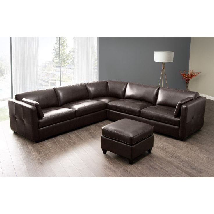 Nice The Diamond Sofa Urban Collection Arm Sectional With Square Corner Chair In  Mocca At Local Furniture Outlet Would Be A Great Item To Purchase In  Austin, ...