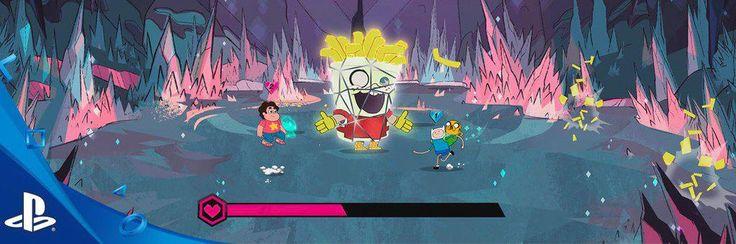 nice Test Cartoon Network : Battle Crashers, un jeu d'action avec les héros de CN