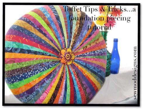 Tuffet tips & tricks
