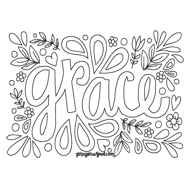 grace coloring page fabulous printable boys coloring pages ...