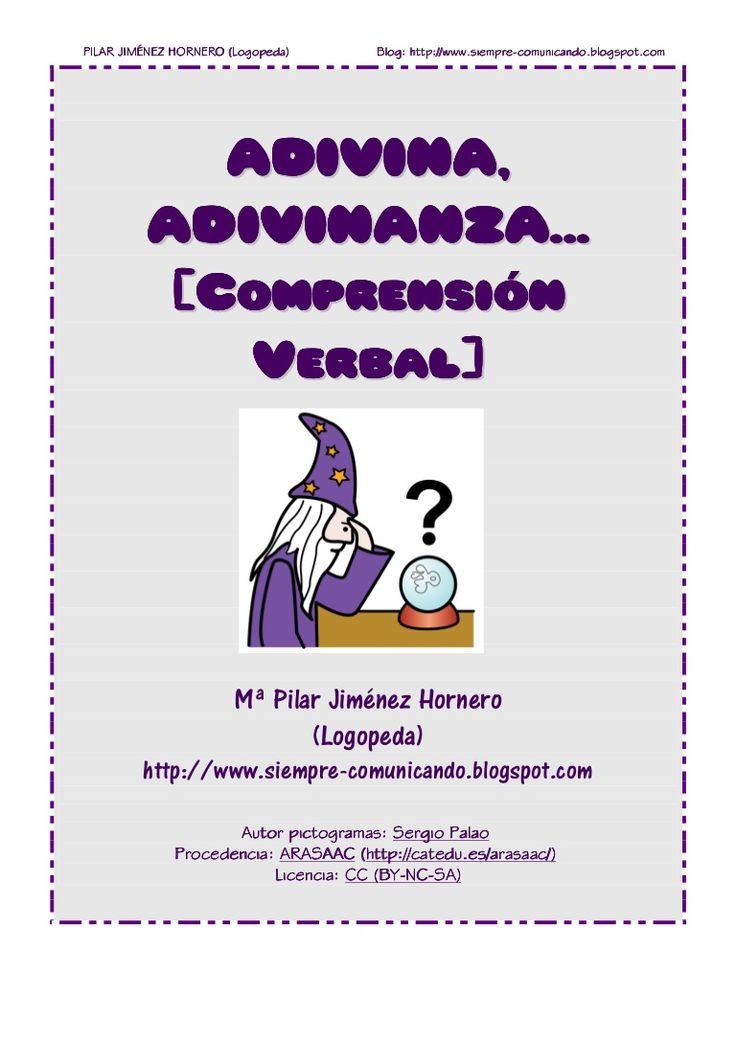 adivinanzas-variaspjh by pilar_jhornero via Slideshare