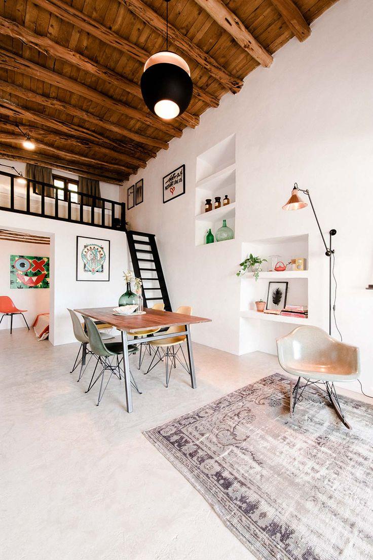 Casa en el campo de Ibiza Standard Studio - Rescatar del olvido | Galería de fotos 1 de 18 | AD