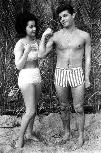 Annette Funicello & Frankie Avalon, Beach Blanket Bingo