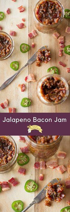 Jalapeno Bacon Jam - Prairie Californian