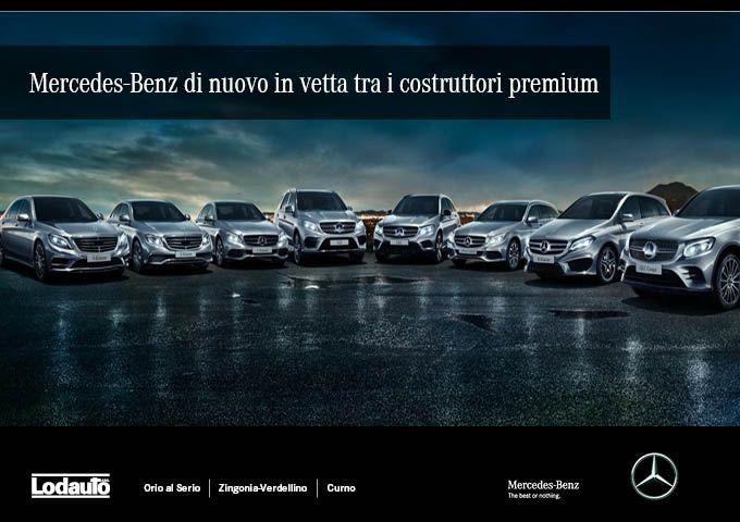 #MercedesBenz è il marchio di lusso numero uno in Italia. Un risultato frutto di un forte impegno in termini di ricerca, sviluppo, professionalità e profonda dedizione. Scopri anche tu l'#esclusivo mondo