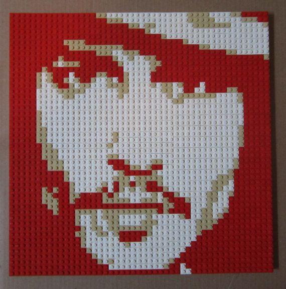 Johnny Depp x-stitch