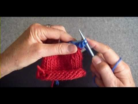 On this video Judy demonstratess how to do an I CORD BIND OFF. For more videos, knitting tips, fun celebrity stories and DVD's for sale go to www.knittingtip...