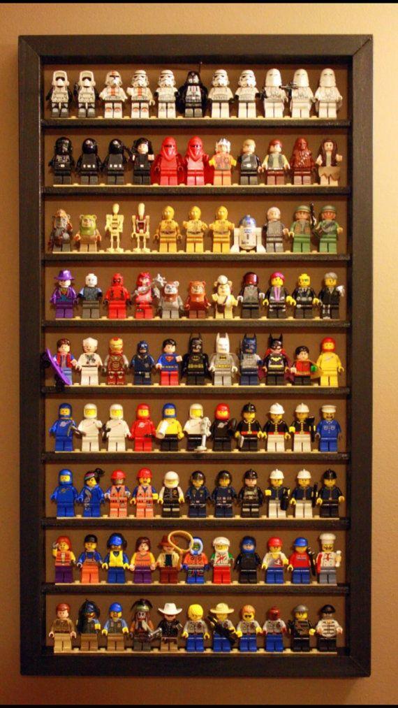 as 25 melhores ideias de lego display no legos e wars lego