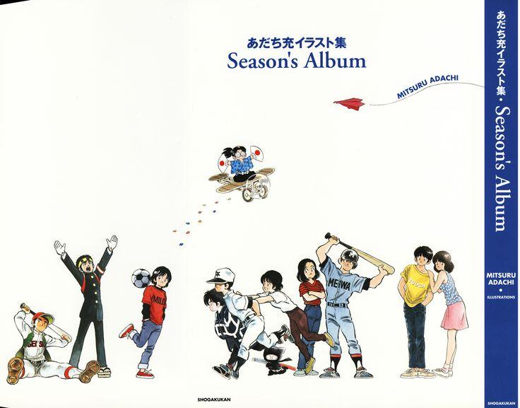 Mitsuru.Adachi.Season'S.Album.full.863523.jpg (3060×2400)