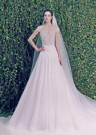 Luxurious Zuhair Murad Wedding Dresses 2014 - MODwedding