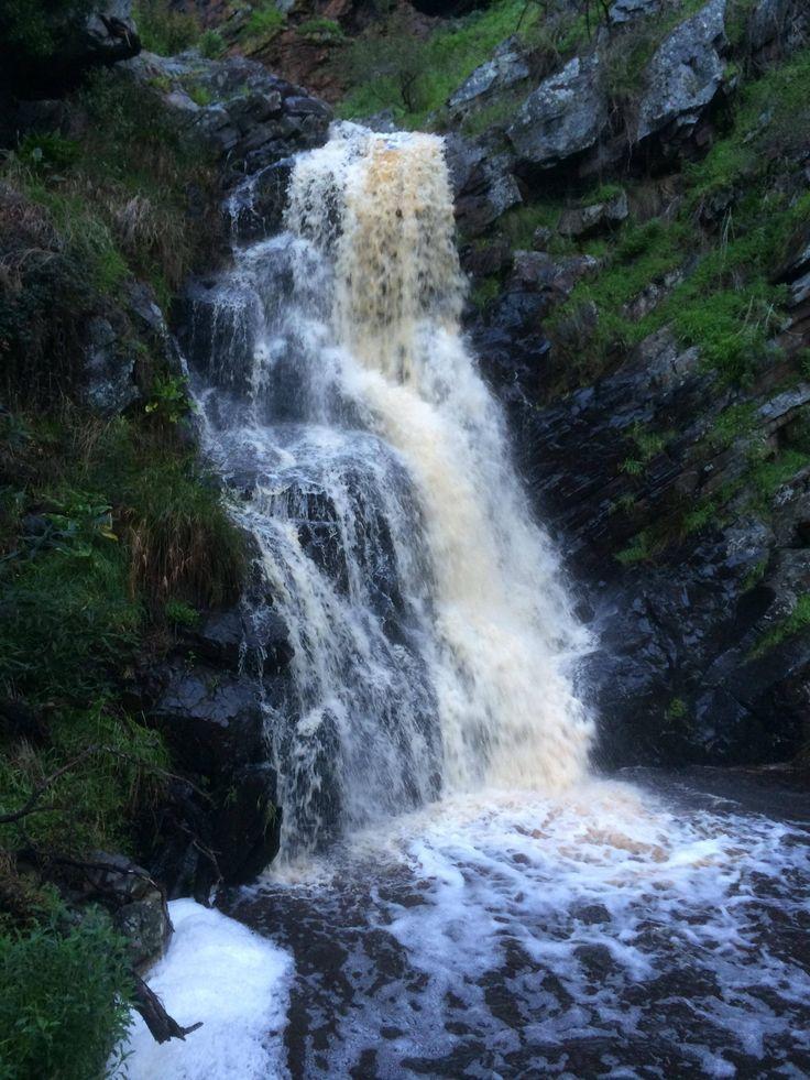 Ingalalla Waterfalls, Australia