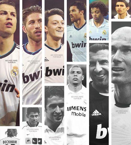 Real Madrid, Ordenaria diferente a los jugadores, pero en escencia esta increible.