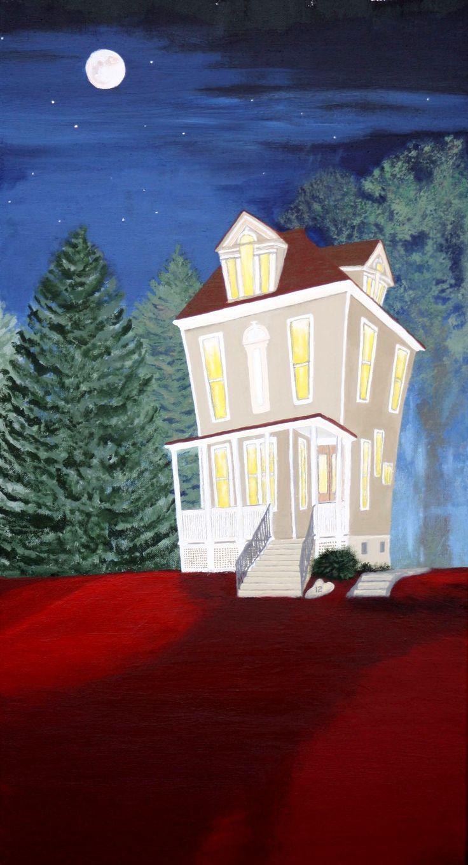 Ts 2nd Home (CeliaJ)  -  Customised painting of homes in various styles