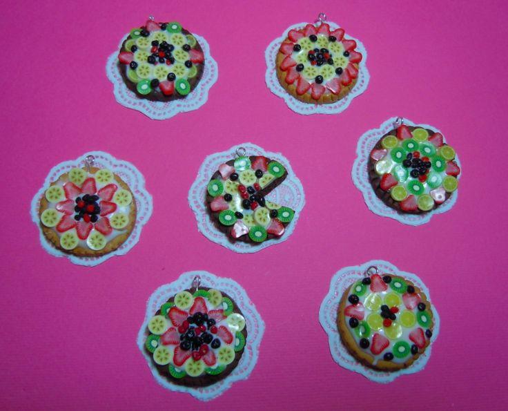mini cakes bijoux