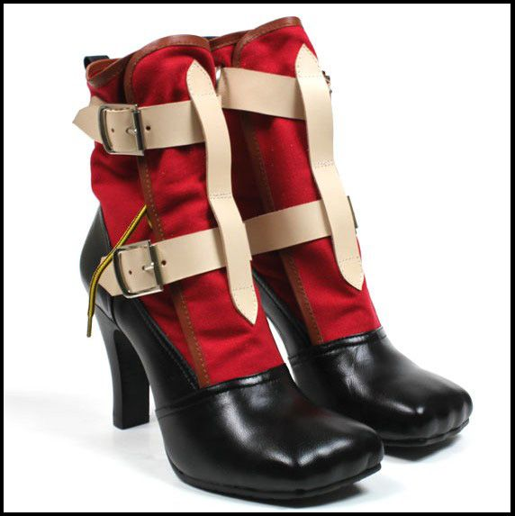 Vivienne Westwood Boots Women Boots Red