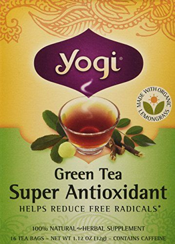 Yogi Teas Tea Grn Antioxdnt Org >>> Continue to the product at the image link. (This is an affiliate link and I receive a commission for the sales)