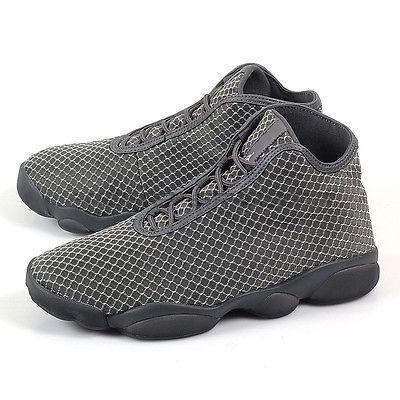 Nike Jordan Horizon Wolf Grey/White-Dark Grey 823581-003 AJ13 Future  Basketball