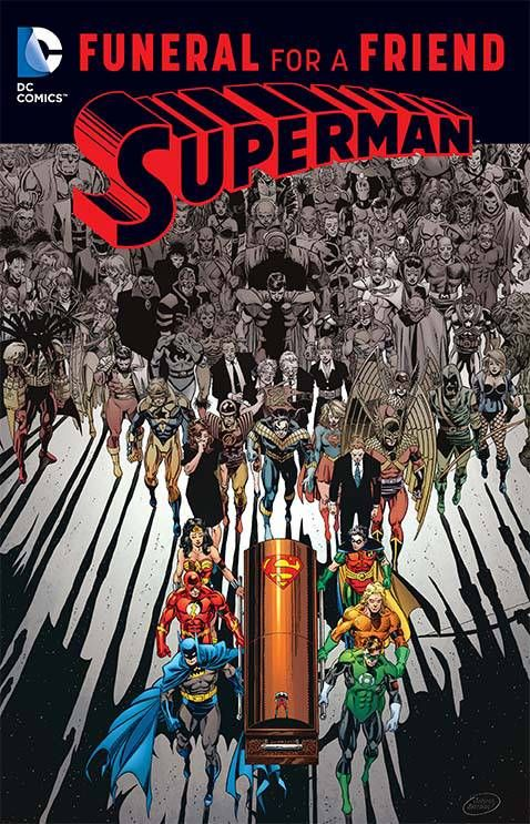 PREVIEWSworld 20160413: Read Up On The Death And Return Of Superman - 5 Must-Read Comics Featuring THE DEATH OF SUPERMAN!
