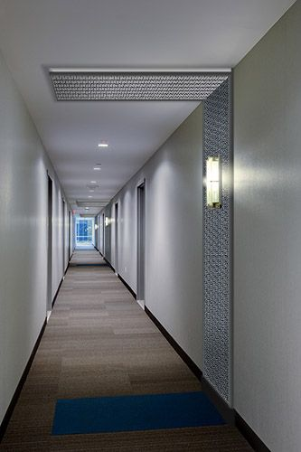 new york condo corridor - Google Search | Corridor ...