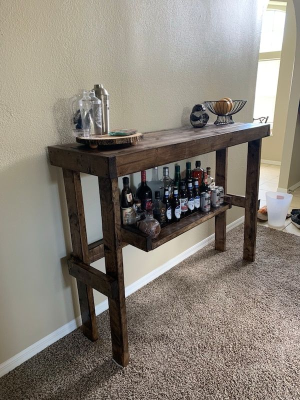 Used Custom Standalone Bar For Your Home For Sale In Port Orange