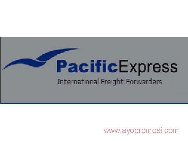 PT Pacific Express Cargo #ayopromosi