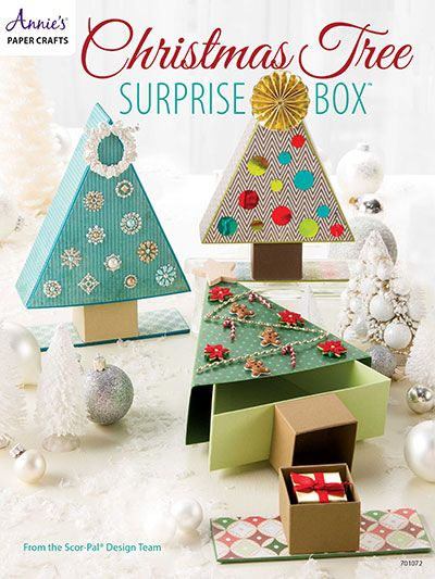 silver moon shop online Christmas Tree Surprise Box