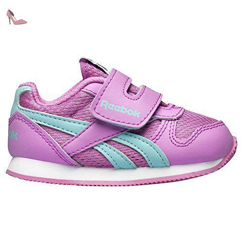 Reebok - Royal Cljogger KC - M47238 - Couleur: Rose-Violet - Pointure: 24.0 - Chaussures reebok (*Partner-Link)