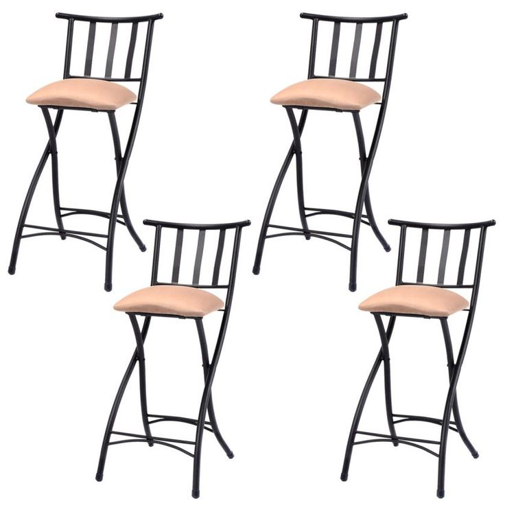17 Best ideas about Folding Bar Stools on Pinterest  : c7420ae53fe079131baf331798a48648 from www.pinterest.com size 736 x 736 jpeg 46kB
