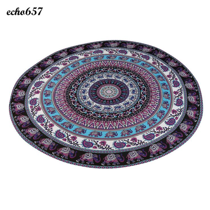 >> Click to Buy << Fashion Beach Towel Echo657 Hot Sale Newly Fashion Round Beach Pool Home Shower Towel Blanket Table Cloth Wrap Jan 6 #Affiliate