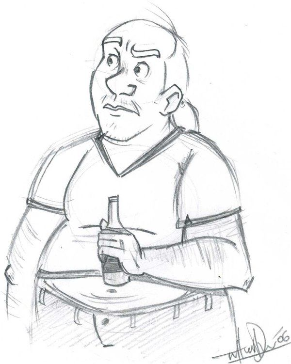 Gabe Ugliano (Smelly Gabe) Percy Jackson's Jerk Stepfather: