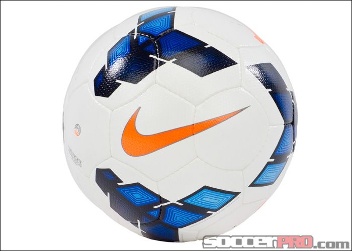 Nike Incyte Serie A Match Soccer Ball - White, Blue and Total Orange...$134.99