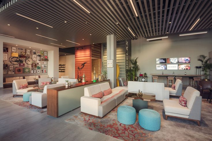 """The Rove Downtown hotel is """"a new concept for Dubai"""""""