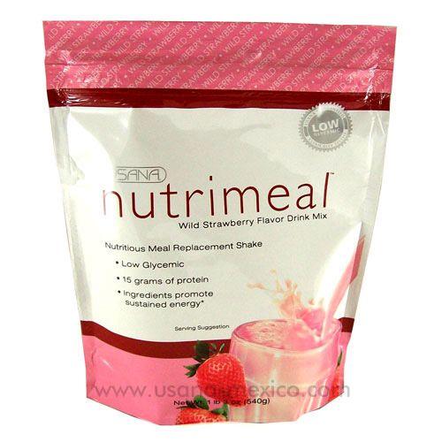 how to prepare usana nutrimeal
