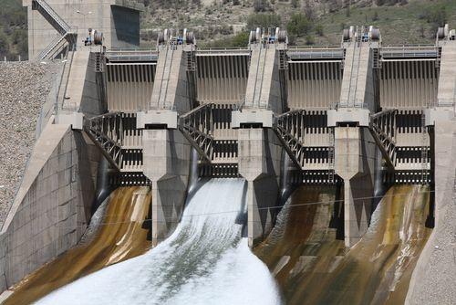 Compuertas Central Hidroeléctrica (CHE)