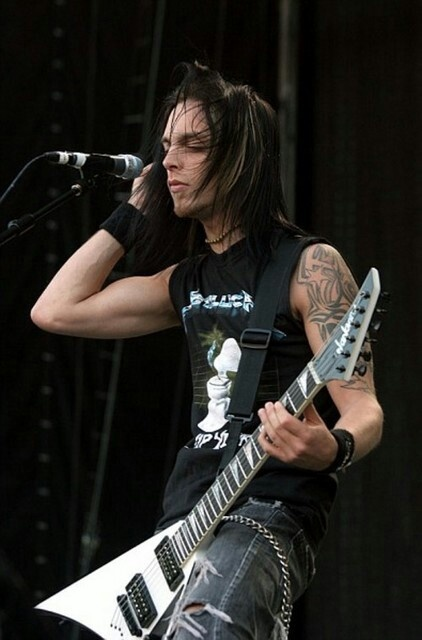 matt tuck bullet for my valentine x factor