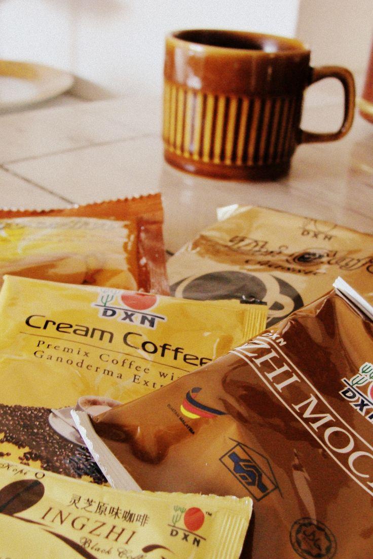 DXN ganoderma healthy coffee mokkaEN.dxninfo.com