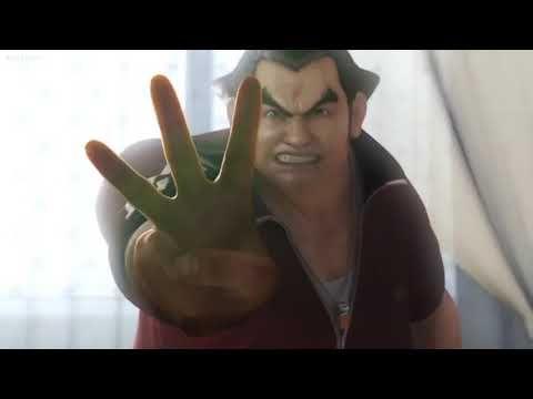 Tekken Blood Vengeance 2011 English Dubbed Youtube Blood