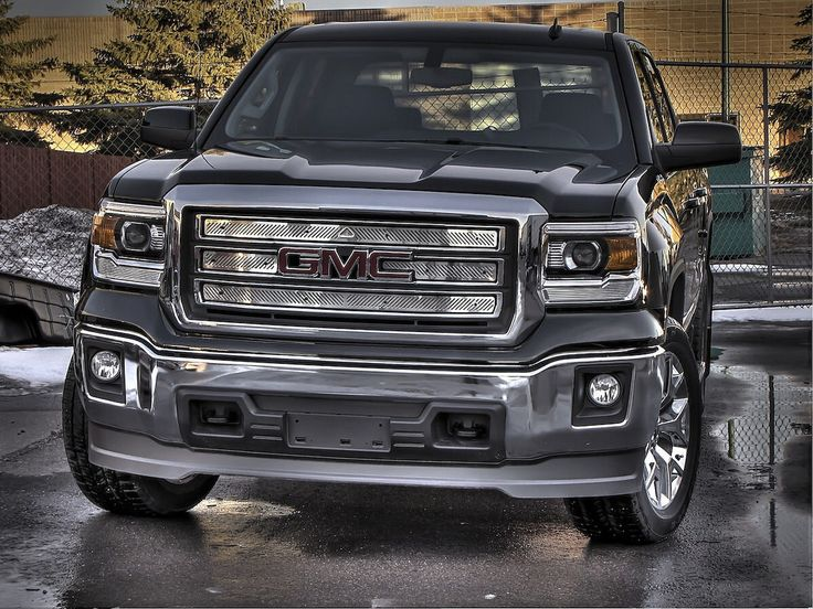 Pin By Sharptruck Com On Grille Replacements Grille Inserts And Winter Fronts 2014 Sierra Stainless Steel Grill Summer