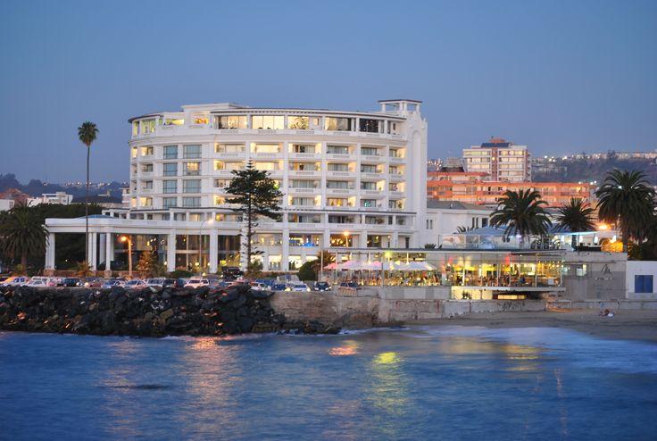 Hotel Casino Enjoy, Viña del Mar, Chile.