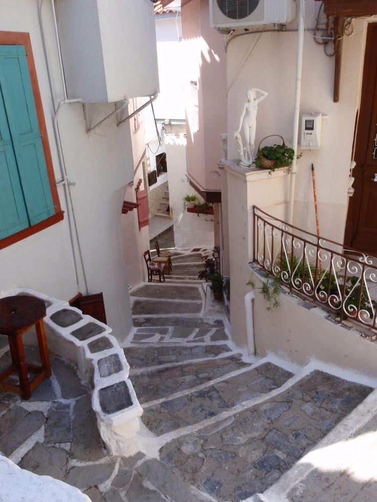 Vathy - Samos, Greece